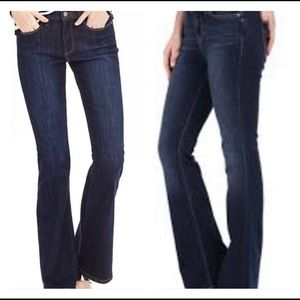 Calvin Klein flare leg jeans size 12